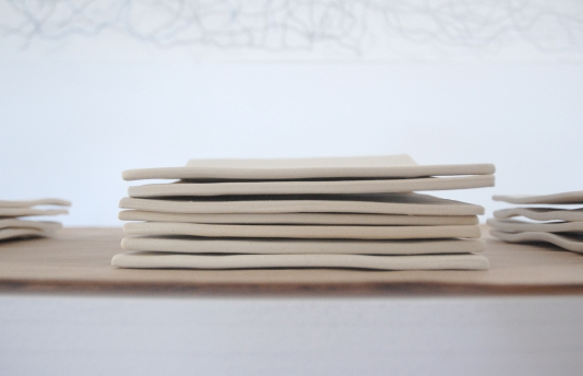 Paper Clay Writing Tablets