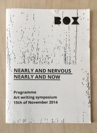 Gallerie BOX, Gothenburg