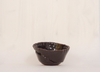 Bowl In The Shape Of A Need - after Jean Genet